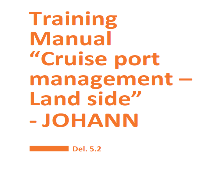 Training Manual Cruise Port Management - Land Side for download